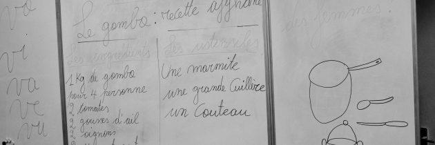 Apprendre le français avec l'éducation permanente : un partage de cultures