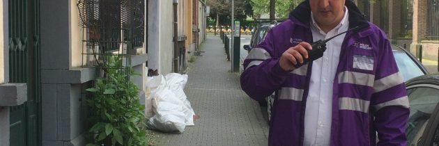 [VIDEO] : Une journée avec Anouar, gardien de la paix à Molenbeek