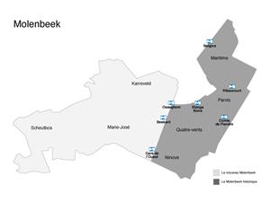10(80) chiffres sur Molenbeek